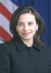Dina Powell - Deputy National Security Advisor