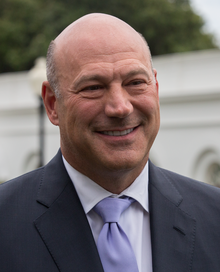 Gary Cohn - director National Economic Council