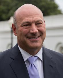 Gary Cohn - director National Economic Council