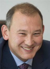 Mukhtar Dzhakishev