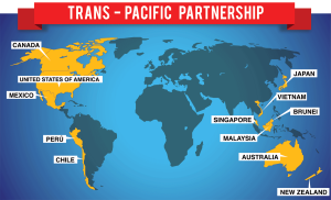 trans pacipic partnership