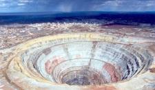 russian diamond mine