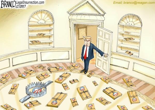trump traps