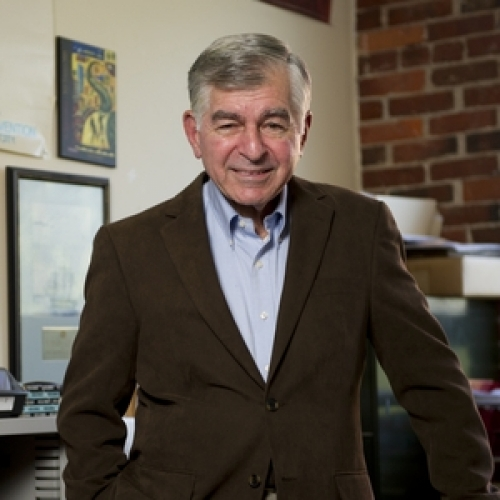 Mike Dukakis, former governor